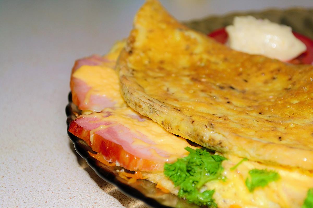 Блюдо с сыром