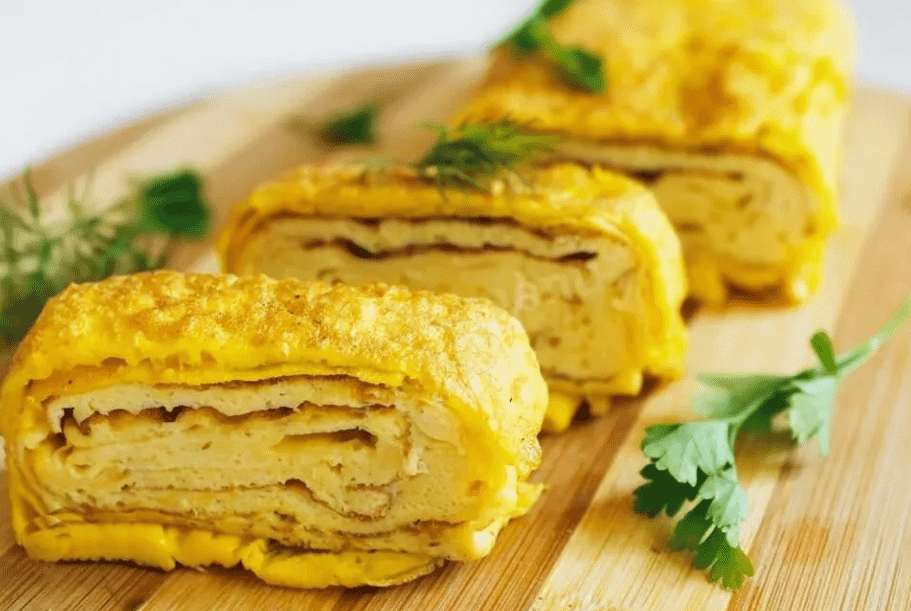 Тамаго японский омлет