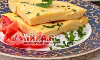 Классический рецепт омлет на сковороде